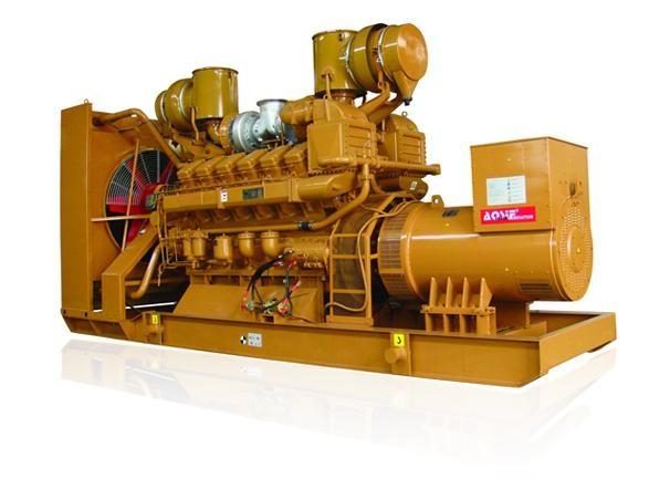 无锡济柴190kw系列柴油发电机组